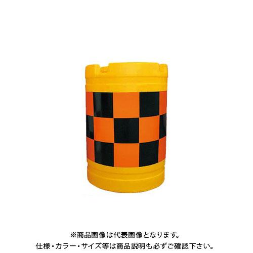 【直送品】安全興業 バンパードラム 高輝度 (1入) KHB-4
