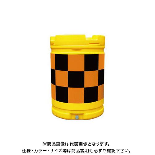【直送品】安全興業 AZクッションドラム 高輝度 (1入) AZC-003