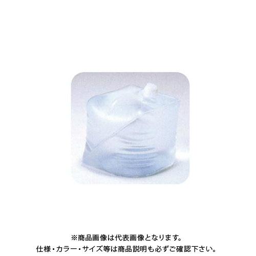 【運賃見積り】【直送品】安全興業 ドラム用水袋20L (50入) KEY-554