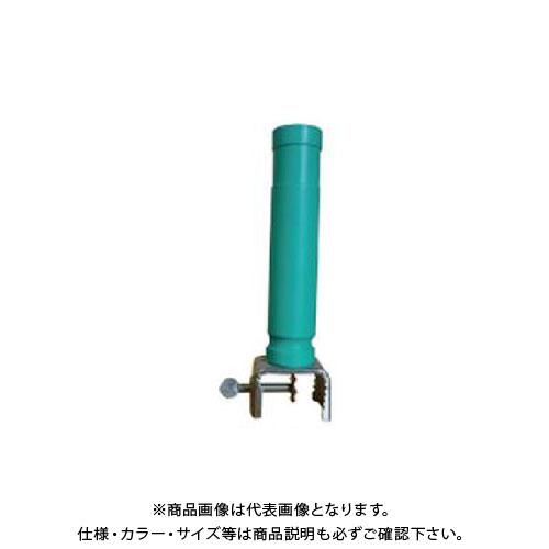 【直送品】安全興業 横型バイス君 緑 (50入) KEY-606G