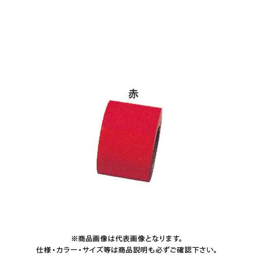 【運賃見積り】【直送品】安全興業 反射シート4 赤 200mm×46M (1入) YT-4