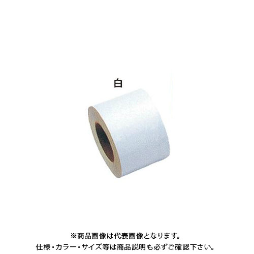 【運賃見積り】【直送品】安全興業 反射シート6 白 100mm×46M (1入) YT-6