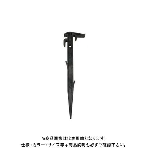 【直送品】安全興業 プラスチック杭 SS 10本入(27cm) 70×270mm (30P入)