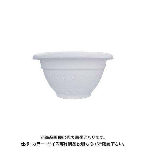 【直送品】安全興業 AZボールプランター300 ホワイト 167mm×315φ (60入)