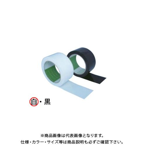 【運賃見積り】【直送品】日本住環境 気密テープ(ポリエチ/アクリル) ツーエステープ50片面(ホワイト) 30巻入 (020106001)