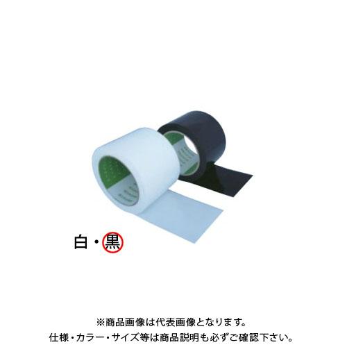 【運賃見積り】【直送品】日本住環境 気密テープ(ポリエチ/アクリル) ツーエステープ75片面(ブラック) 24巻入 (020106004)