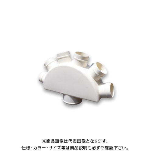 【運賃見積り】【直送品】日本住環境 UチャンバーN150 1個入 (031601002)