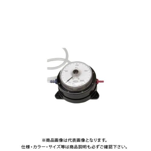 【運賃見積り】【直送品】日本住環境 換気量測定器 測定システムマノメーター(200Pa) (032103002)