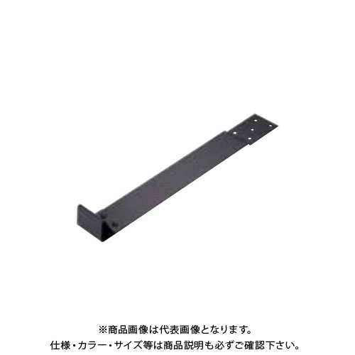 スワロー工業 D415 高耐食鋼板 黒色 小型三角コロニアル雪止 先付 (50入) 0105190