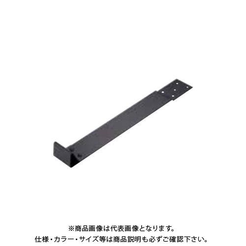 スワロー工業 D415 高耐食鋼板 新茶 小型三角コロニアル雪止 先付 (50入) 0105195