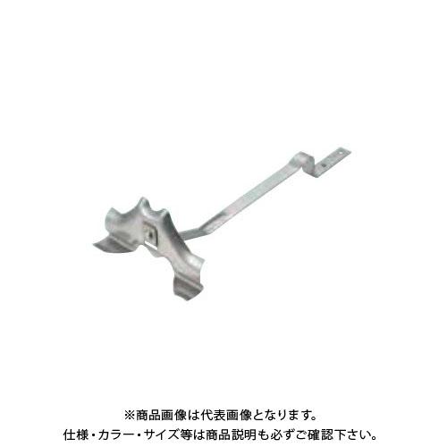 スワロー工業 S130 304ステン 生地 和型雪止(焼瓦用) (100入) 0110600