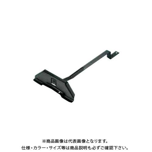 スワロー工業 S123 430ステン 黒色 ふらっと萬 1号 雪止 (50入) 0113910