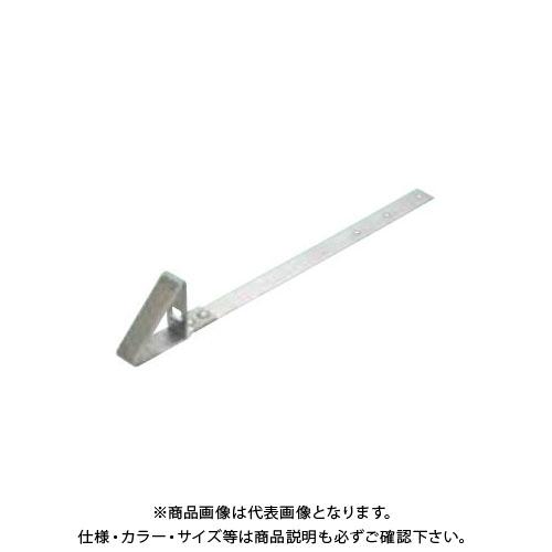 スワロー工業 D399 430ステン 黒色 三角アングル用雪止 フリータイプ (100入) 0115420