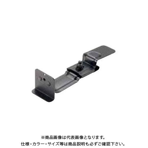 スワロー工業 430ステン 黒色 平板用角型羽根付雪止 後付 (イーグルロック用) (30入) 0121981