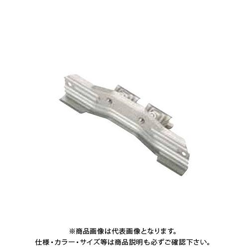 スワロー工業 D396 高耐食鋼板 銀黒 イーグルII 横葺雪止 DX 後付 (30入) 0146026