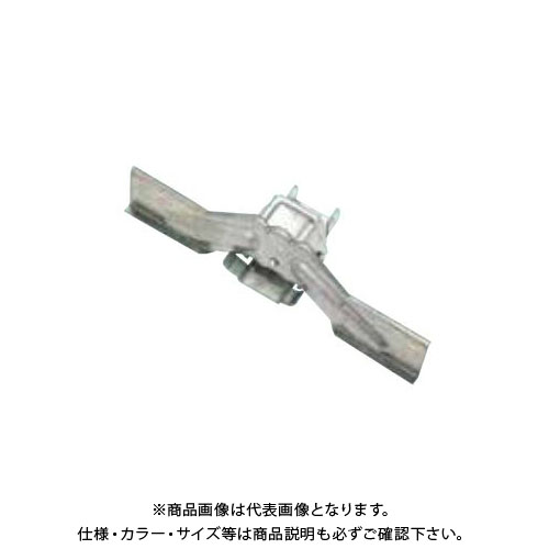 スワロー工業 D361 高耐食鋼板 生地 アトラスII 林式雪止 羽根付 45mm (30入) 0166100