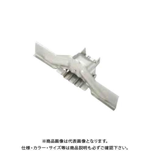 スワロー工業 D362 高耐食鋼板 生地 アトラスII 林式雪止 羽根付 55mm (30入) 0166200
