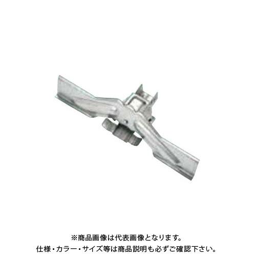 スワロー工業 D378 高耐食鋼板 生地 アトラスII瓦棒丸耳雪止 羽根付 (30入) 0166550