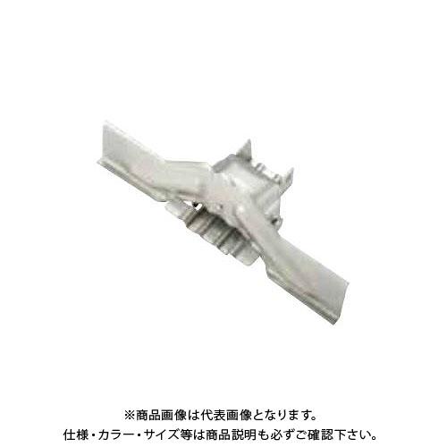 スワロー工業 D362 304ステン 生地 アトラスII 林式雪止 羽根付 55mm (30入) 0166700