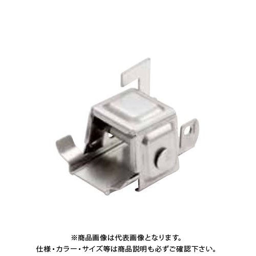 スワロー工業 D406 304ステン 生地 アトラスII 林式雪止 45mm アングル用 (60入) 0168600