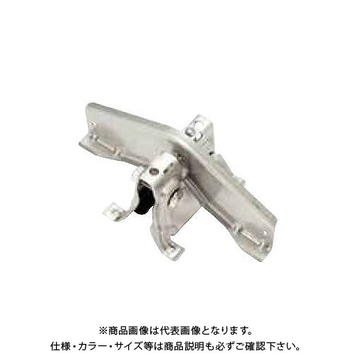 スワロー工業 高耐食鋼板 銀黒 嵌合スワロック45 羽根230 (20入) 0172825