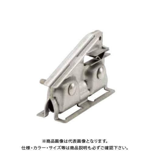 スワロー工業 ドブメッキ 生地 嵌合ジェット 立平アングル用雪止 (30入) 0174000