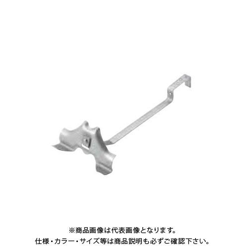 スワロー工業 D332 ドブ 生地 メタル加工 富士型雪止 (70入) 0178000