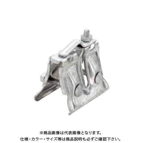 スワロー工業 ドブメッキ 嵌合式折版 66用雪止 アングル用 (20入) 184000