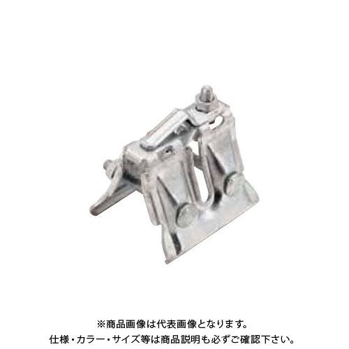 スワロー工業 ドブメッキ 嵌合式折版 45用雪止 アングル用 (20入) 0184150