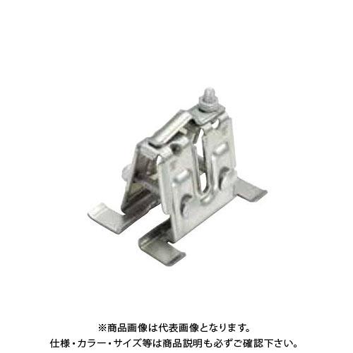 スワロー工業 D364 ドブメッキ 生地 K-1ハゼ折版雪止 (20入) 0184250