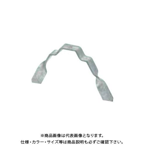 スワロー工業 D345 ドブ 生地 谷用折版雪止 500タイプ (50入) 0185200