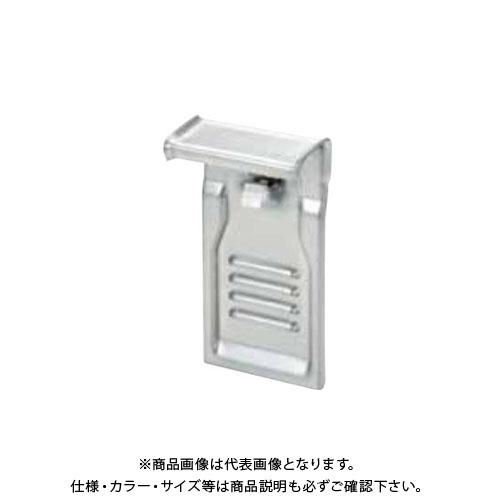 スワロー工業 高耐食鋼板 クイックガード ハゼII型折版用 40用 (20入) 0186800