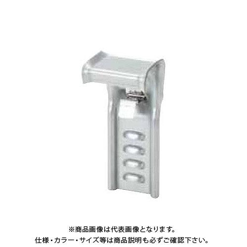 スワロー工業 ドブメッキ クイックガード ハゼIII型折版用 40用 (30入) 0186880