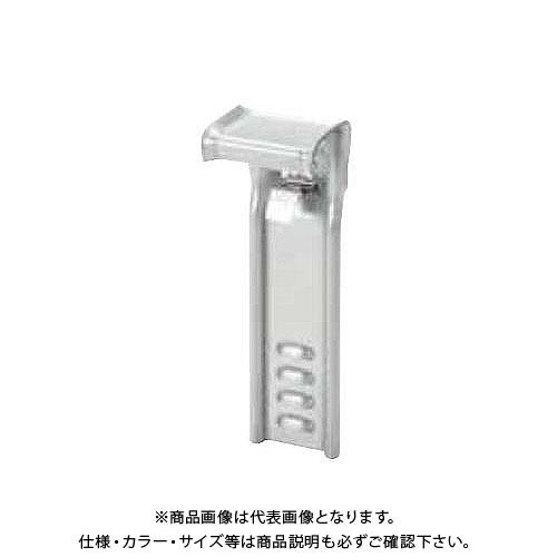 スワロー工業 ドブメッキ クイックガード ハゼI型折版用 40用 (30入) 0186920