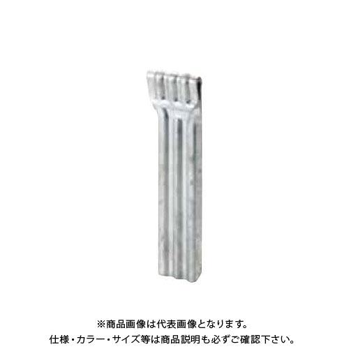 スワロー工業 ドブメッキ クイックガード 150タイプ 4×50用 (100入) 0186951