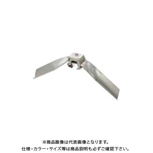 スワロー工業 高耐食鋼板 谷用折版雪止 プロテクト ハゼ500 (10入) 0187710