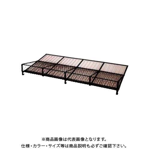 スワロー工業 D451 ドブ黒色 スノーZNEO 900巾×400 フック無 (4入) 0188120