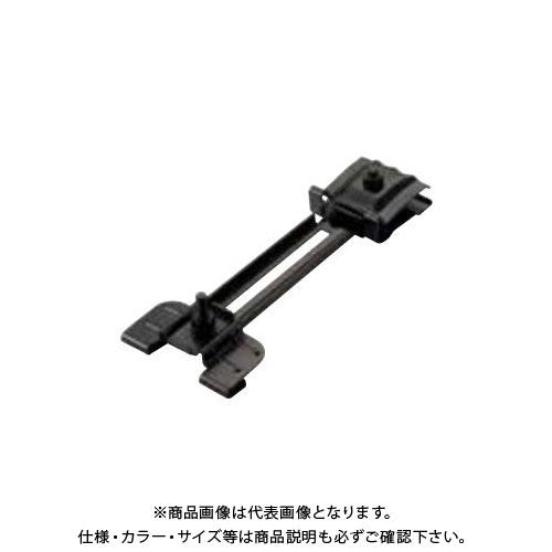 スワロー工業 高耐食鋼板 黒色 Jアーム横葺用 Wフック ショートII型 (36入) 0189730