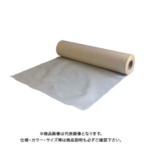 【直送品】エムエフ PPシート ベージュ (2本入) 1000×100m G10-021