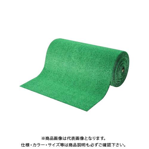 【直送品】エムエフ 人工芝 (正巻) (1本入) 910×20m G12-011