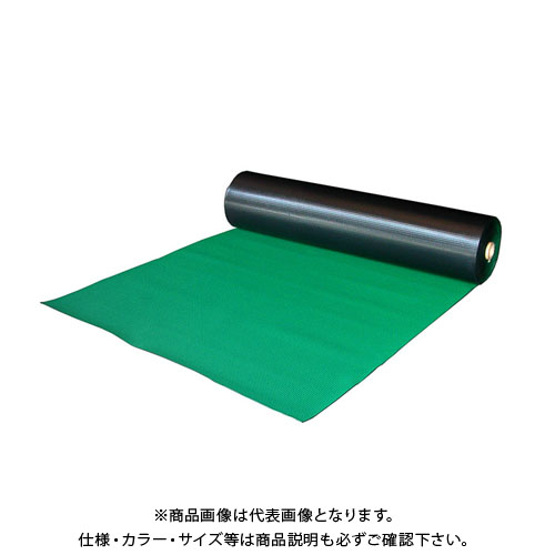 【運賃見積り】【直送品】エムエフ エンビシート1.8ピラマット (5本入) 1.8mmt×1000×20m N35-061