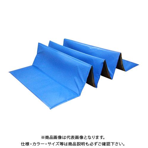 【直送品】エムエフ パタパタソフト (4枚入) 5mmt×690×1850mm N59-001