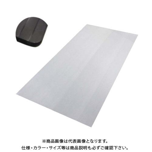 【直送品】エムエフ プラベニ 4.0 ブラック (20枚入) 4mmt× 910×1820mm N37-313