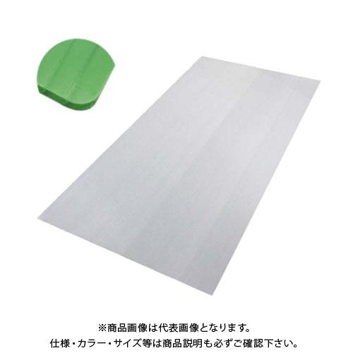 【直送品】エムエフ プラベニ 4.0 グリーン (20枚入) 4mmt× 910×1820mm N37-317