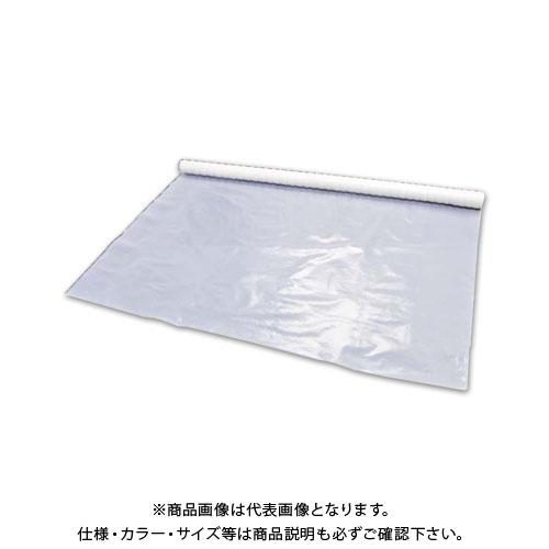 【直送品】エムエフ ポリシート(輸入品)#15(W)(2本入) 4000×50m