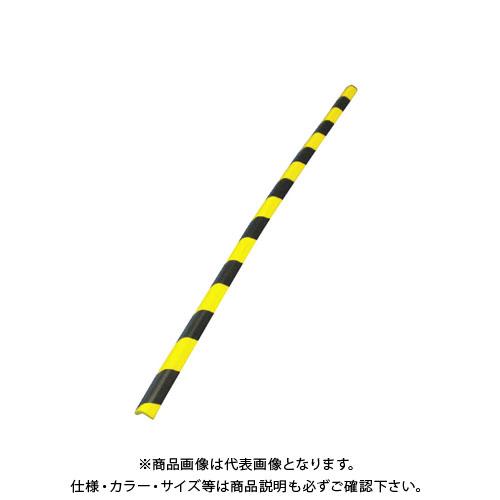 【直送品】エムエフ コーナーガードSTトラ柄 S (40本入) (約22×22×900×6) S03-111