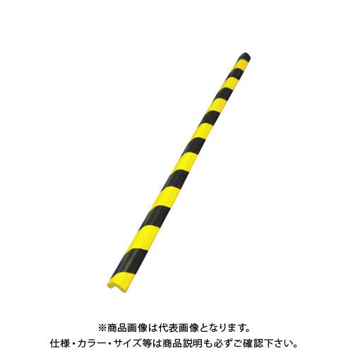 【直送品】エムエフ コーナーガードSTトラ柄 M (20本入) (約34×34×900×12) S03-121