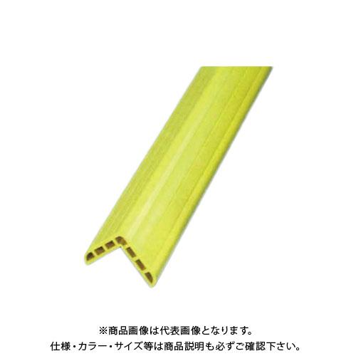 【12/5限定 ストアポイント5倍】【直送品】エムエフ ショックガード6520 黄色 (4本入) 14×65×2000mm S10-152