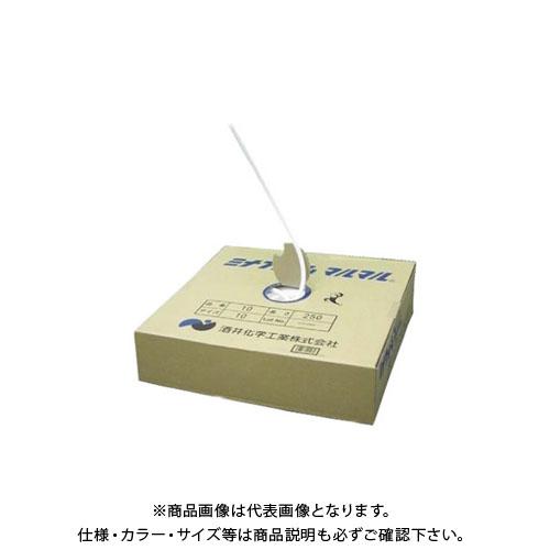 【直送品】エムエフ マルマル(巻きタイプ)(5巻入) 5~7mm 8φ×200m B11-003