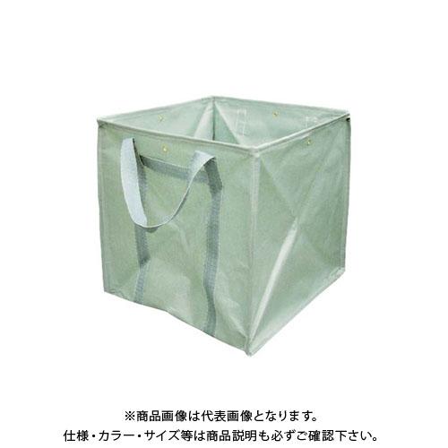 【直送品】エムエフ 万能袋 容量120(20枚入) 500×500×500mm F04-001